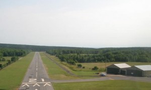 Petit Jean Park Airport