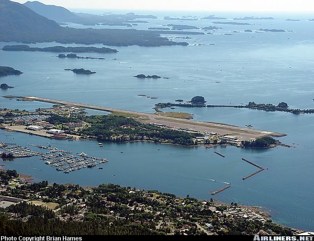 Sitka Rocky Gutierrez Airport