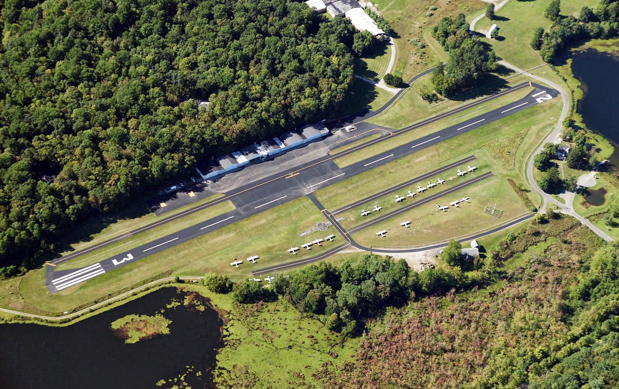 Aeroflex-Andover Airport