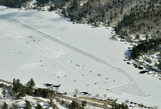 Alton Bay Seaplane Base