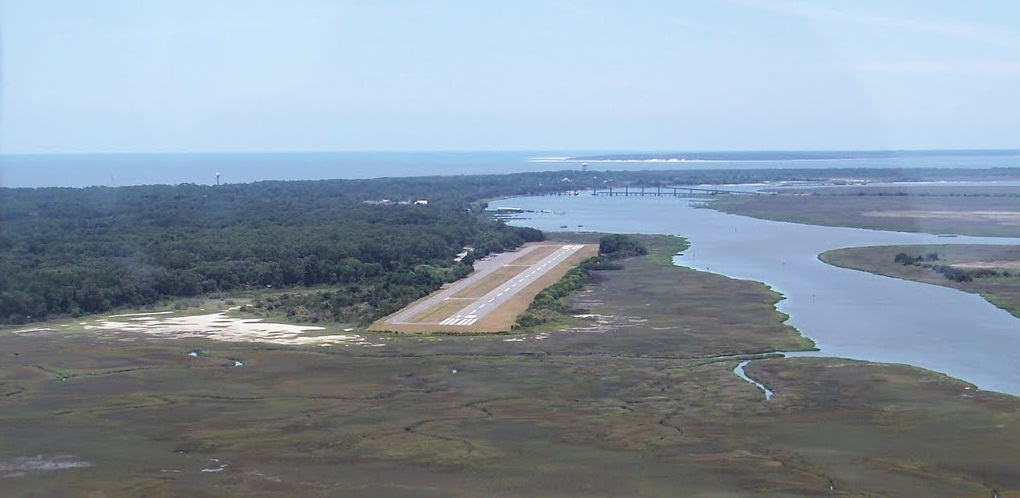 June 9, 2011:  Jekyll Island Airport (09J), Georgia