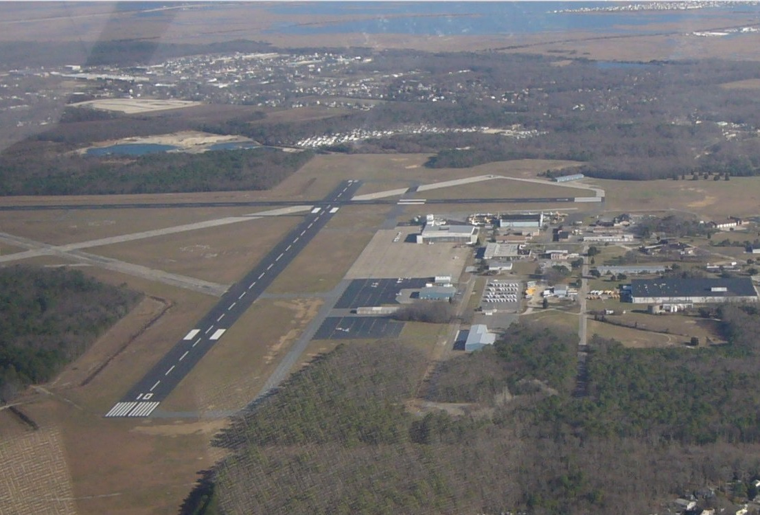 Cape May County Airport