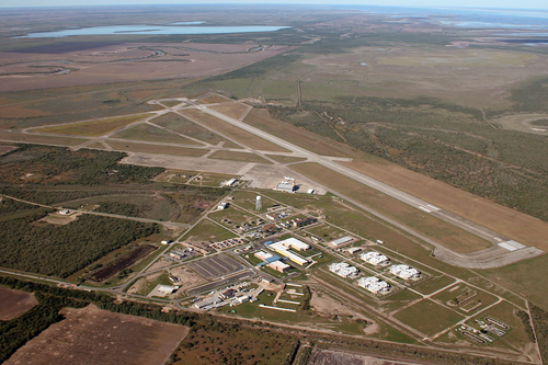 Port Isabel-Cameron County Airport