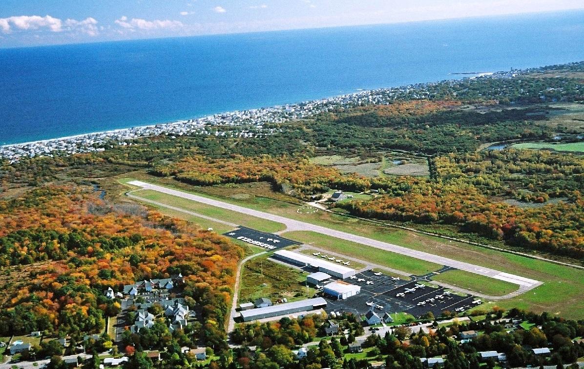 Marshfield Municipal Airport